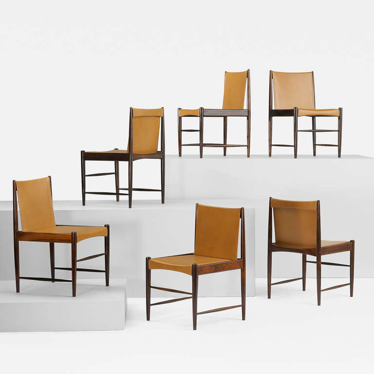Cantu Chairs by Sergio Rodrigues