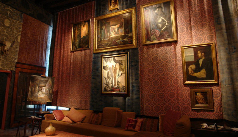Fortuny museum