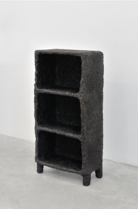 Bronze Shelf, 2014, by Max Lamb.