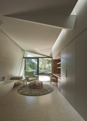 Park House by Leeton Pointon Architects.