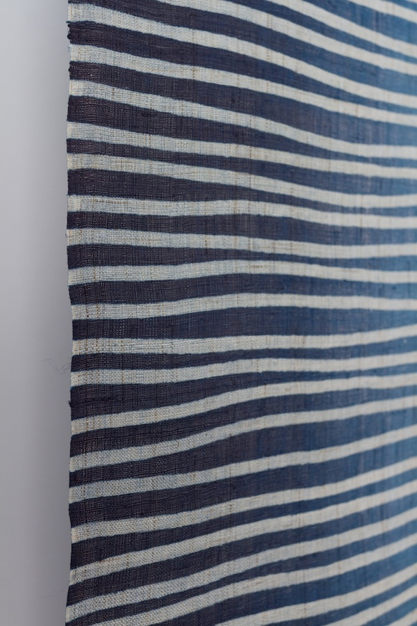 Sazanami Runner, Detail by Ricketts Indigo