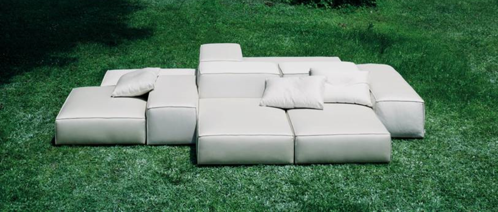On trend Extra Soft sofa.