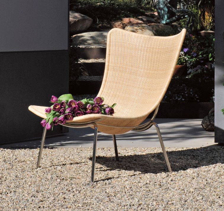 Janus et Cie Ava lounge chair