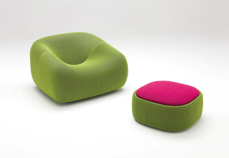 Smile Chair by Paolo Lenti.