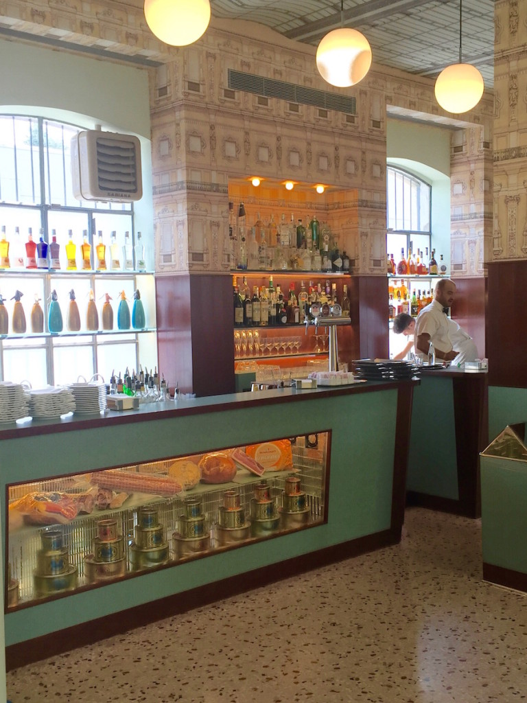 Restaurant designed by Wes Anderson is a candy-shop fantasia!