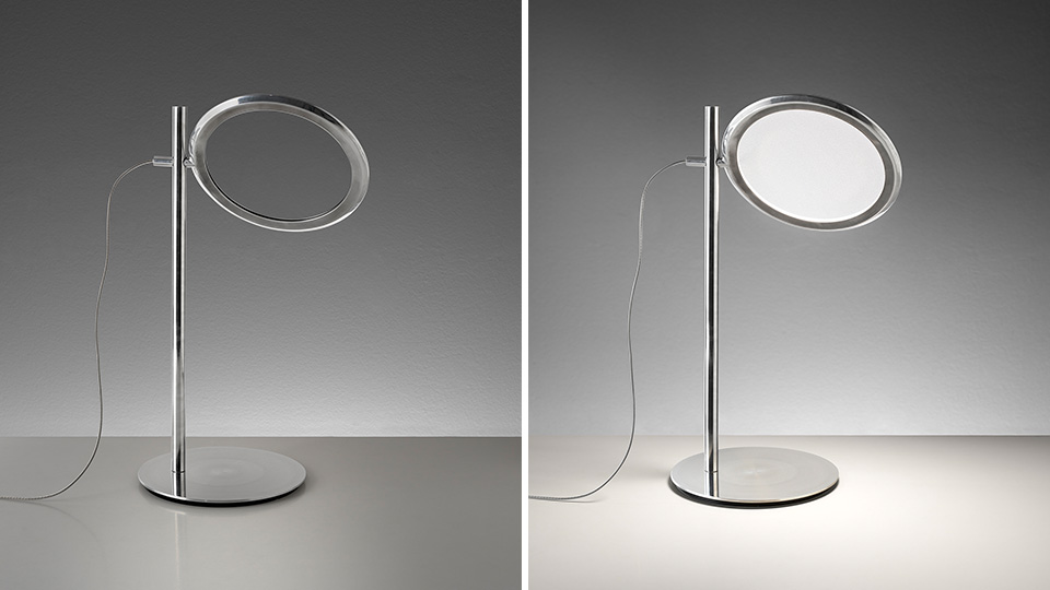 Discovery lamp, for Artemide