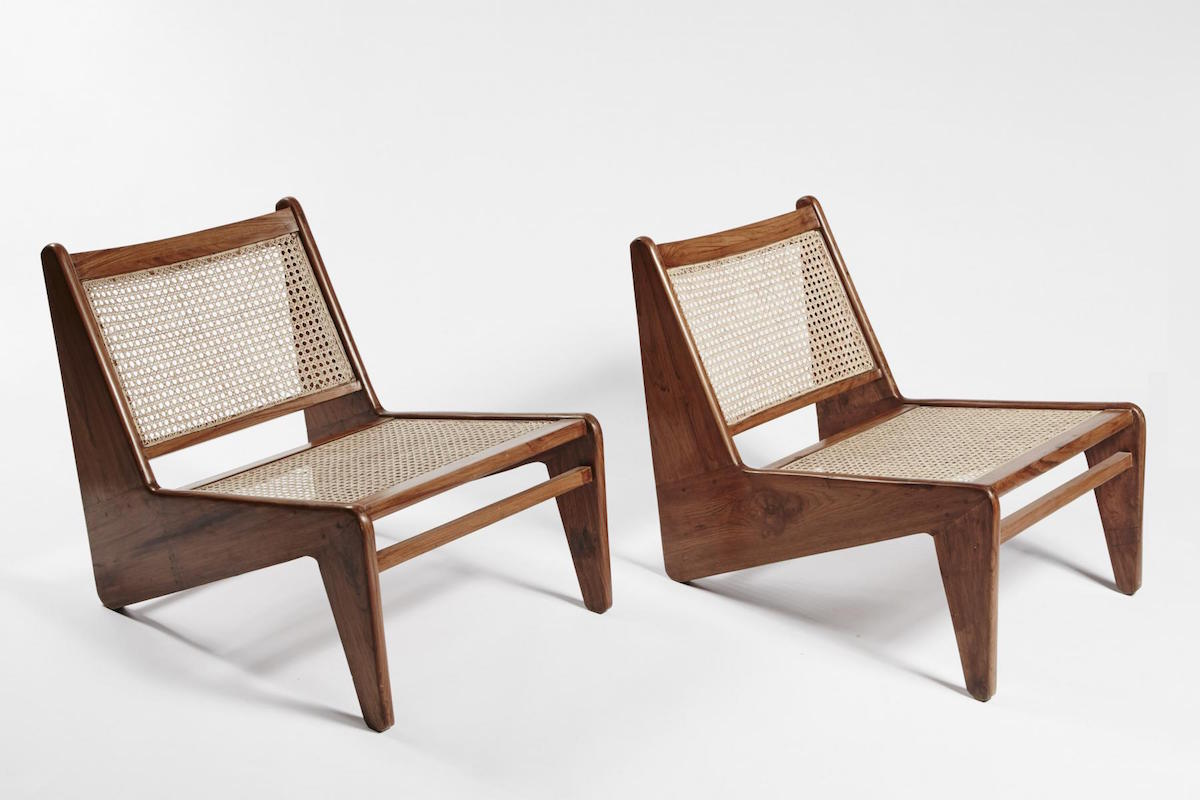Kangaroo Chairs by Pierre Jeannette #bjornstudio