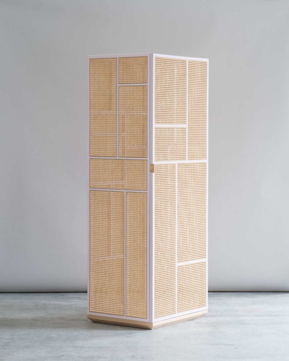 Light Armoire by Grand Stockholm #bjornstudio
