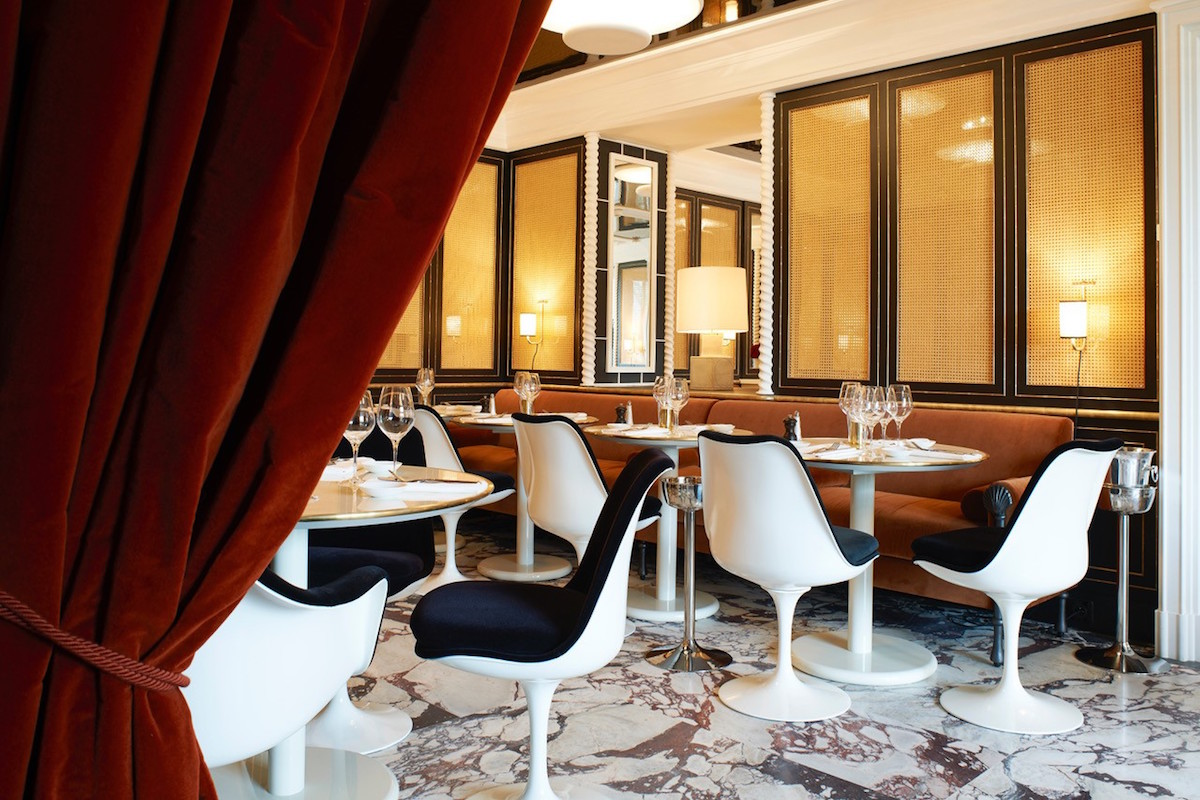Loulou Restaurant Paris, #bjornstudio