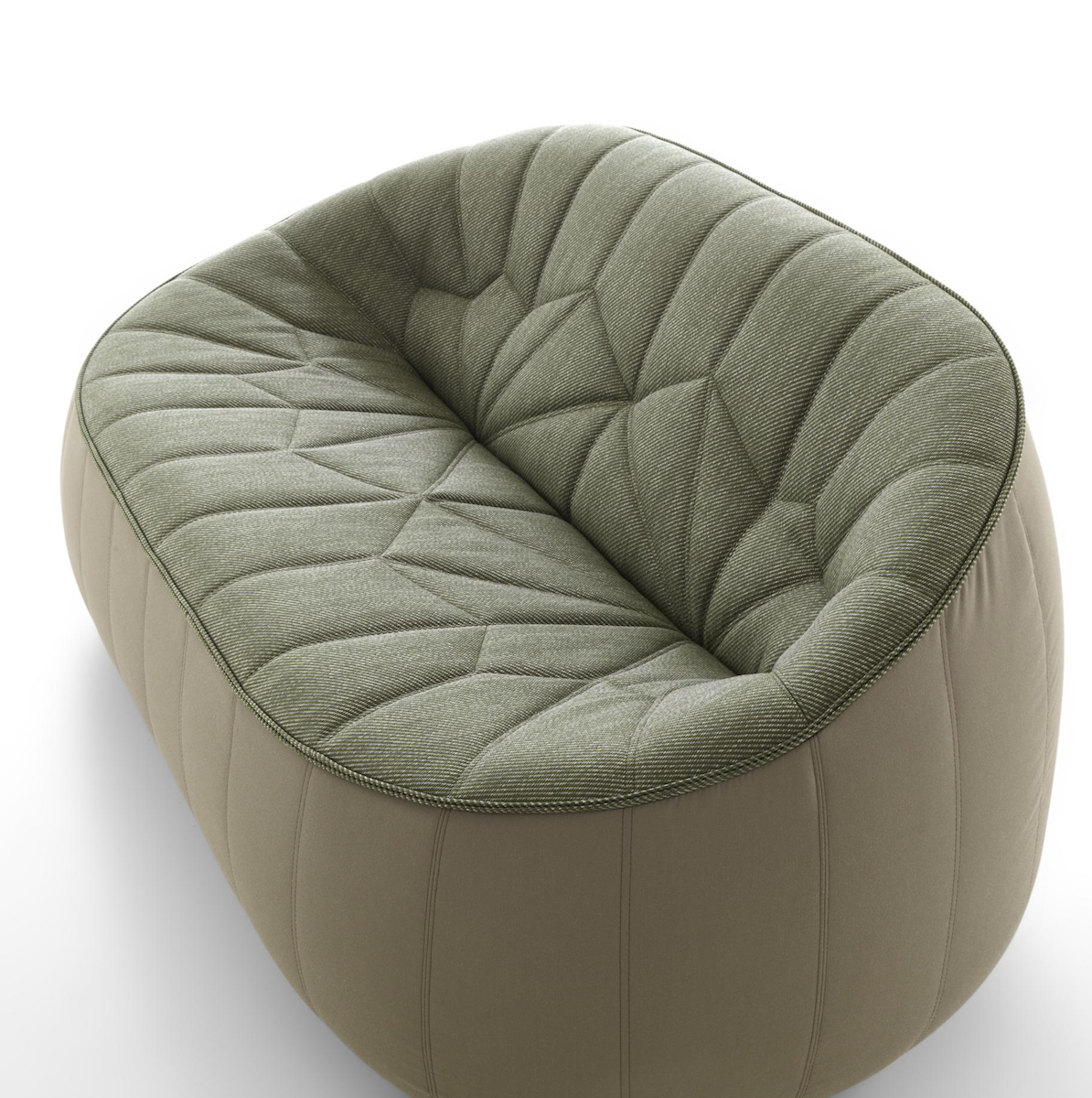 Ottoman chair by Noé Duchaufour-Lawrance, Bjorn Design